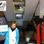 Condor Club prezent la Târgul Sportului Arădean