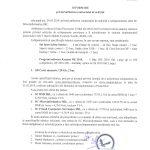 Informare atribuire contract achizitii