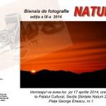 "Bienala fotografică ""NATURA"""